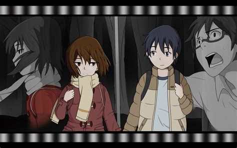 Erased Anime Wallpaper - erased hd wallpaper background image 1920x1200 id