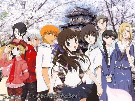 Anime Fruit Basket Episode 1 Arikyung Fruits Basket