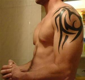 Tribal Body Tattoos For Men
