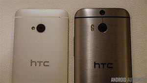 HTC One (M8) vs HTC One (M7) quick look