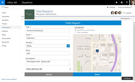 Bring Your Forms to Life with PowerApps