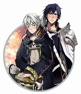 Fire Emblem Fates Two Bisexual Characters: Shara and Zero ...