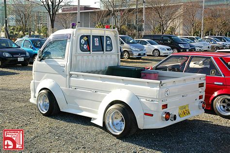 Suzuki Carry 1 5 Real Picture by Boso Kei Truck Omg Pancakes