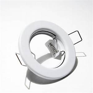 Fassung Gu5 3 : deckenstahler mr16 einbaurahmen einbauleuchten mit fassung einbauspot 12v gu5 3 ebay ~ Watch28wear.com Haus und Dekorationen