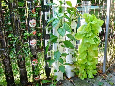 Vertical Vegetable Gardening Systems 27 unique vertical gardening ideas with images planted well