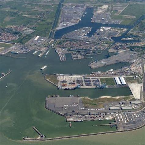 Zeebrugge Port of Zeebrugge