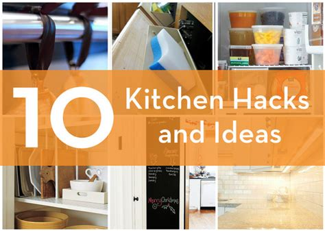 home design hacks 10 awesome kitchen hacks and ideas 187 curbly diy design