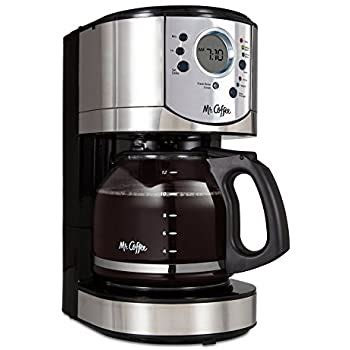 The hot water system of this cuisinart coffee brewer also helps in the preparation of tea, soups, oat meals, etc. Amazon.com: Sunbeam TGX24 12-Cup Programmable Coffeemaker, Black: Drip Coffeemakers: Kitchen ...