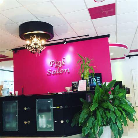 pink salon nail salons  state rt  middletown