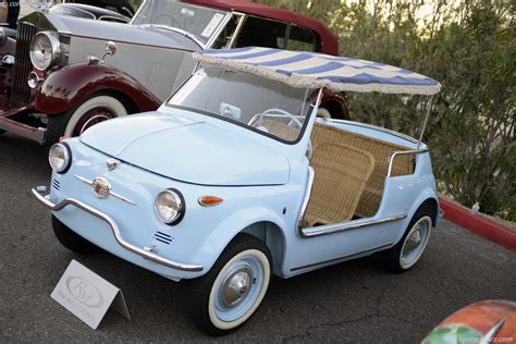 Fiat Jolly For Sale by Auction Results And Data For 1958 Fiat Jolly 500