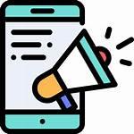 Marketing Digital Icon Icons Flaticon Communications