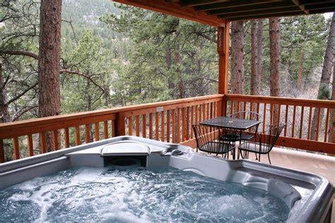 cabin rentals in colorado with tubs deluxe tub condo unit 267 fawn valley inn estes