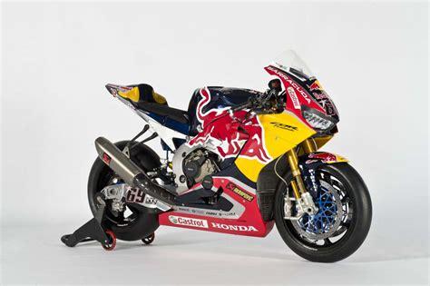 Red Bull Honda World Superbike Team Debuts