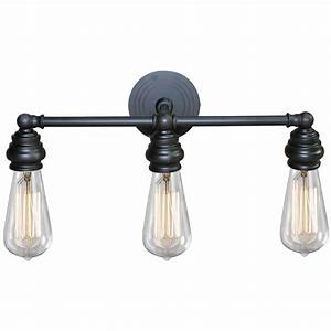 y decor tiffany 3 light oil rubbed bronze bath light With tiffany bathroom light fixtures