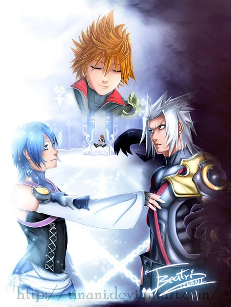 Kingdom Heartsbirth By Sleep By Tinani On Deviantart
