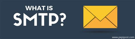 What is SMTP?. Ask anyone 'What is SMTP?' and the… | by ...