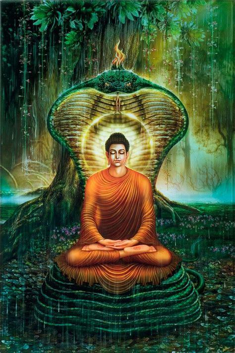 ปักพินโดย LpG ใน histoire bouddhiste   ภาพวาด, พระพุทธเจ้า ...