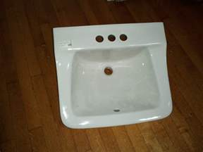 plumbing how do i install this wall mount bathroom sink