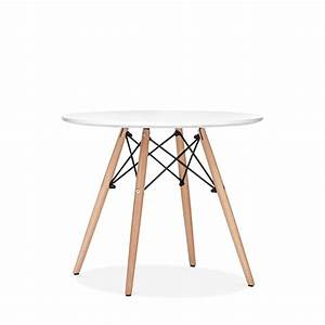eames inspired dsw white kids round table dsw dining With salle a manger table ronde
