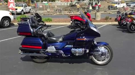 Contra Costa Powersports-used 2000 Honda Gl1500 Gold Wing