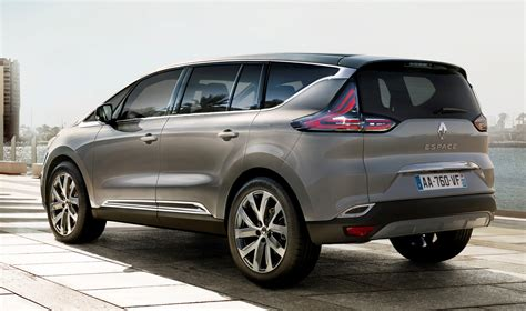 si鑒e espace 4 renault previews all espace calls it a crossover carscoops com