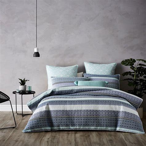 Mercer + Reid  Kennedy  Bedroom Quilt Covers & Coverlets