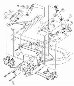 Club Car Ds Parts Diagram