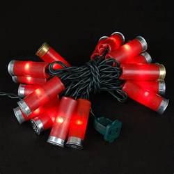 shotgun shell string lights novelty lights inc