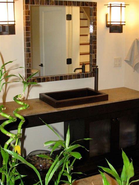 Wonderful Tips For Your Bamboo Themed Bathroom - Decor
