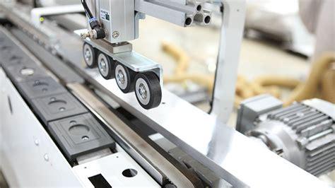 auto double side edge banding machine nbsii nanxing machinery