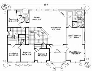 modular home floor plans 4 bedrooms fuller modular homes With four bed room site plan