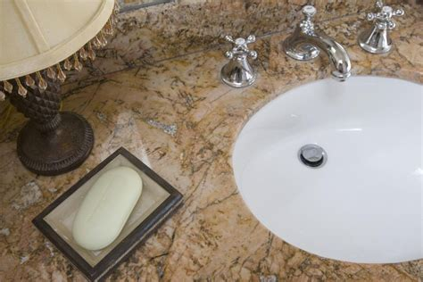 Best Sink Material For Bathroom by 5 Bathroom Countertop Materials From To Best