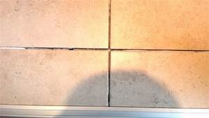 Tile installation problems resolved in a cardiff bathroom for Cracked bathroom tile repair