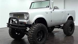 1965 International Scout 4x4 Full Custom