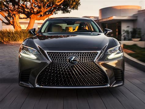 2018 Lexus Ls 460 by Look 2018 Lexus Ls Ny Daily News