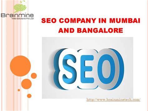 seo in bangalore seo company in mumbai bangalore authorstream