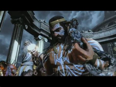 Poseidon God Of War Villains Wiki Villains Bad Guys