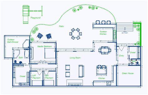 Home Design Blueprints : Underground House Plans Designs