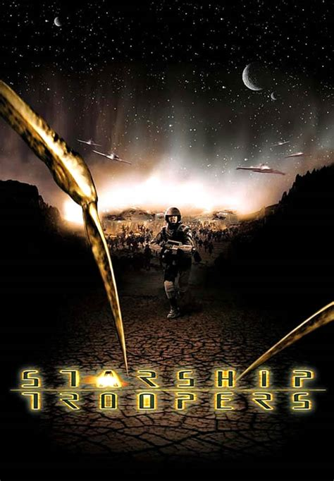 starship troopers sci fi   posters