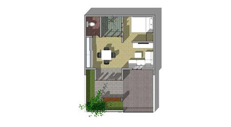 denah rumah minimalis  desain rumah minimalis