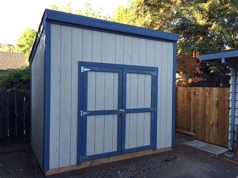 A Tool Shed Hill California by 8 215 10 Lean To Shed Built In Pleasant Hill California