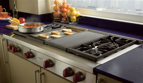 wolf 48 range top cooktop vs rangetop what is the difference between a 1561