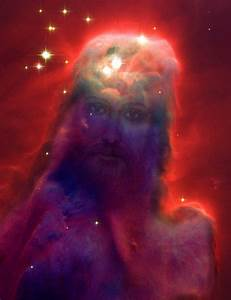 Jesus Nebula | Face of Jesus