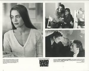 Yancy Butler Jean Claude Van Damme Hard Target 1993 ORG ...