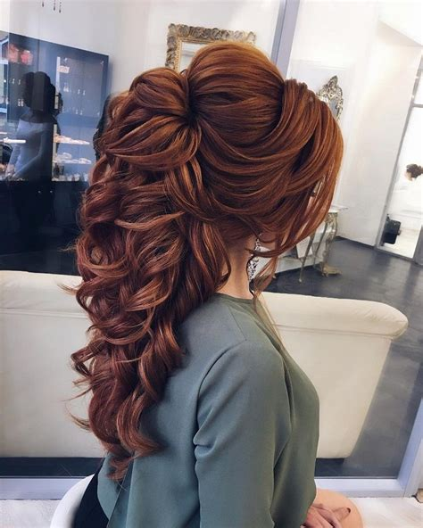 Half Up Half Formal Hairstyles For Hair by Half Up Half Hairstyle Ideas Hairstyles