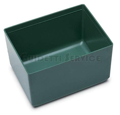 mobil plastic vaschetta portaminuterie in pvc verde terry mobil plastic