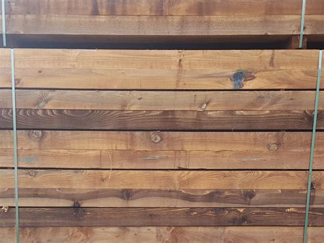 Softwood Sleepers by New Brown Softwood Railway Sleepers