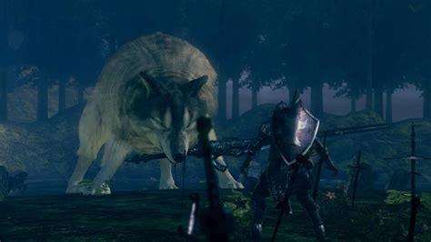 dark souls guida ai boss sif il grande lupo grigio