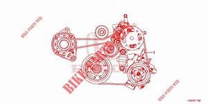 Alternator Belt  Type R  For Honda Cars Civic Type R 5