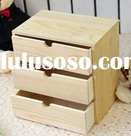 unfinished jewelry box with drawers jewelry